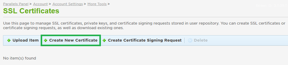 How to Create a Self-Signed SSL Certificate Solutions Knowledge Base ...